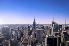 nowy miasto widok York obraz stock