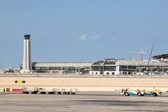 Nowy Muszkatołowy lotnisko międzynarodowe Zdjęcie Royalty Free
