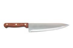nowy nóż kuchenny Zdjęcia Stock