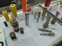 Nowy narzędzia i narzędzia od asiean metallex 2014, Bangkok Obraz Stock