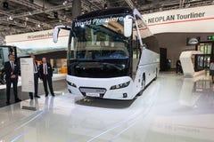 Nowy NEOPLAN Tourliner autobus Obraz Stock