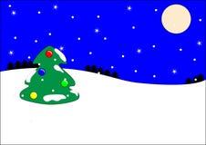 nowy noc rok ilustracja wektor