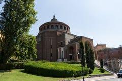 Nowy nowożytny kościół -3 Zdjęcie Royalty Free