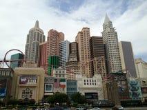 Nowy nowy Jork hotel, kasyno i Obraz Stock