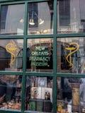 Nowy Orlean apteki muzeum Zdjęcia Stock
