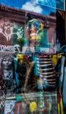 Nowy Orlean dzielnicy francuskiej wudu sklep Obrazy Stock