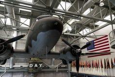 Nowy Orlean Krajowy drugiej wojny światowa muzeum Obrazy Stock