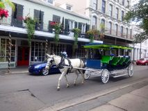 Nowy Orlean Louisana Fotografia Royalty Free