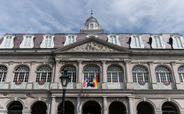 Nowy Orlean Luizjana stanu muzeum Cabildo Obraz Royalty Free