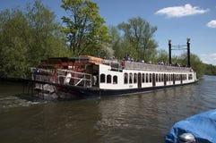 Nowy Orlean Riverboat Zdjęcia Stock