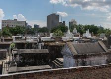Nowy Orlean saint louis cmentarz Zdjęcia Stock