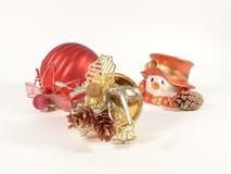 nowy ornamentów s lat Zdjęcia Stock