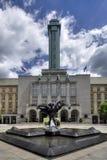 nowy Ostrava townhall Zdjęcia Royalty Free