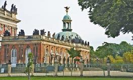 Nowy pałac, Potsdam, Niemcy Fotografia Stock