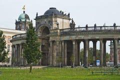 Nowy pałac, Potsdam, Niemcy Obraz Royalty Free