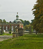 Nowy pałac, Potsdam, Niemcy Zdjęcie Stock