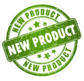 Nowy produkt Zdjęcie Stock