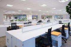 Nowy pusty biuro Zdjęcie Royalty Free