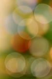 Nowy Rok światła Fotografia Royalty Free