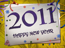nowy rok Zdjęcia Stock