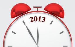 Nowy rok 2013 Zdjęcia Stock