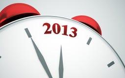 Nowy rok 2013 Zdjęcie Stock