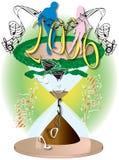 nowy rok, Obraz Royalty Free