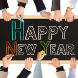 nowy rok, Fotografia Royalty Free
