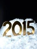 Nowy rok 2015 Obraz Stock