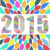 2015 nowy rok ilustracji