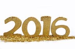 Nowy rok 2016 Obraz Stock