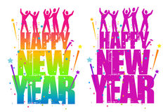 nowy rok Obrazy Stock