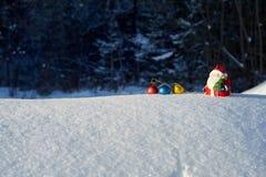 nowy rok, Bożenarodzeniowa zima 29 Obrazy Stock