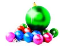 Nowy Rok dekoracja Zdjęcie Royalty Free