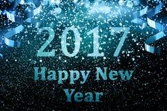 Nowy rok dekoracja, zbliżenie na złotych tło Zdjęcia Stock