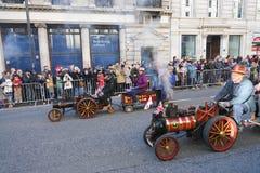 Nowy Rok dzień parady w Londyn. Fotografia Stock