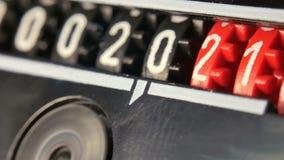 2018-2024 nowy rok kontuaru liczby Set cyfrowy odliczanie zegar zdjęcie wideo