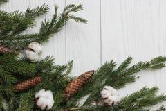 Nowy rok lub boże narodzenia tapetowi Fotografia Stock