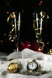 nowy rok nadchodzący Obraz Royalty Free