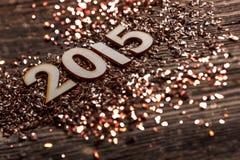 Nowy rok pojęcie Obraz Stock