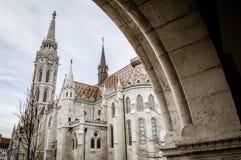 Nowy Rok postanowienie, podróżują bardziej! Pierwszy przerwa, Budapest! Obraz Stock