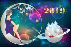 Nowy Rok w świacie ilustracji