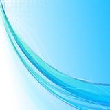 Nowy słodki Błękitny tło Zdjęcie Stock