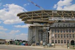 Nowy schronienia biuro, Havenhuis Antwerp/ Fotografia Stock