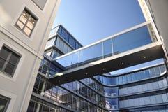 Nowy Siemens Lokuje budynek w Monachium, Niemcy Zdjęcia Stock