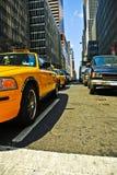 nowy taxi York Zdjęcia Stock