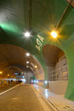 nowy tunel Fotografia Royalty Free