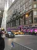 nowy uliczny York Obraz Royalty Free