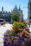Nowy urząd miasta Zdjęcia Royalty Free