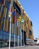 Nowy urząd miasta Aalst Obraz Stock